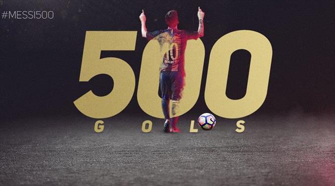 500. gol bundan daha anlamlı olamazdı!