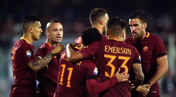 Roma şov yaptı! 4-1! (ÖZET)