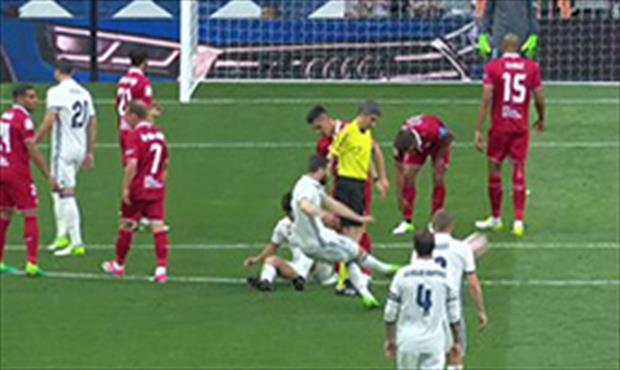 Bernabeu'da 'Henry' golü!