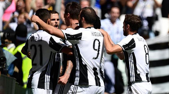 Juventus resmen şampiyon!