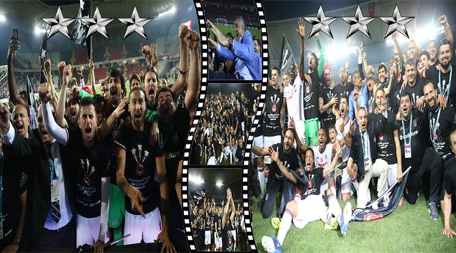 Beşiktaş'ın şampiyonluk öyküsü (2)