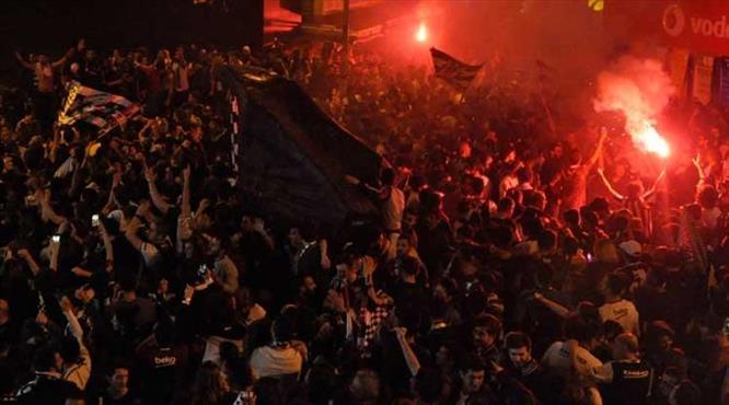 Burası Beşiktaş'ın kalbi!