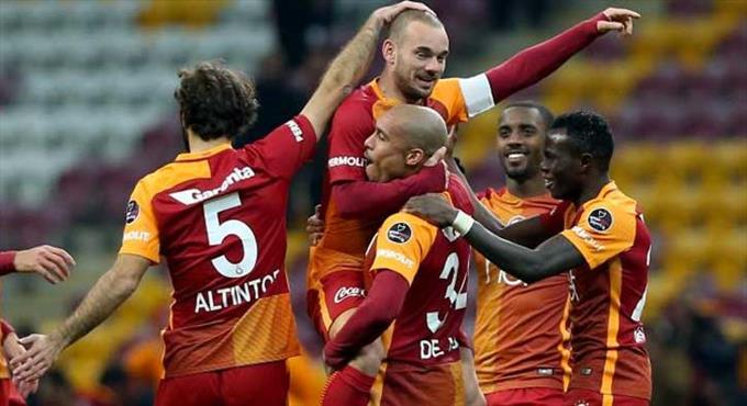 Galatasaray'ın golleri (2. bölüm)