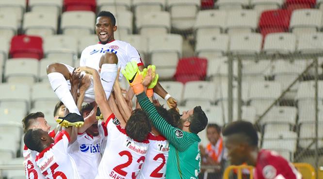 Antalyaspor'un golleri (1.Bölüm)