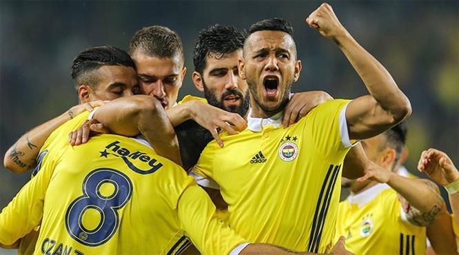 F.Bahçe-EY Malatyaspor:3-1