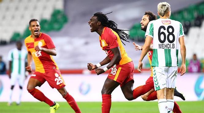 Konyaspor-Galatasaray:0-2