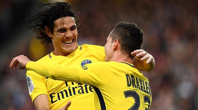 PSG Angers'i gole boğdu