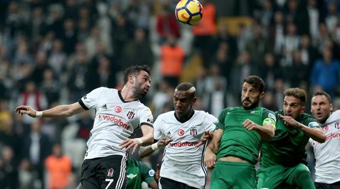 Beşiktaş-TM Akhisarspor: 0-0