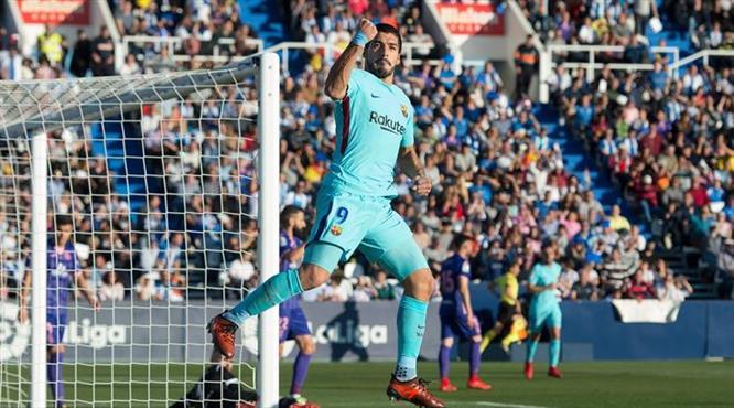 Suarez suskunluğunu bozdu, Barça coştu
