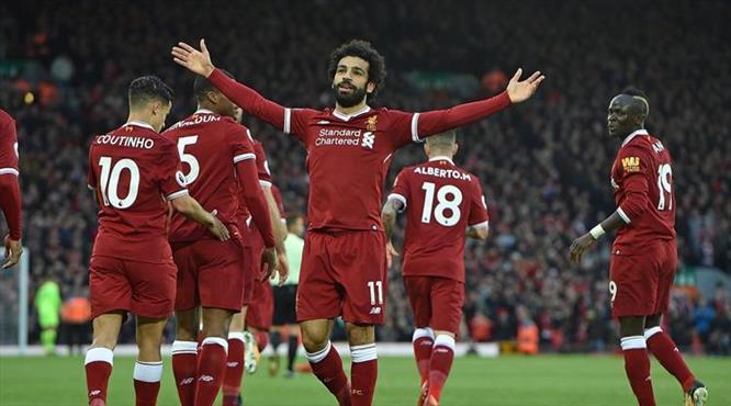 Liverpool fark attı