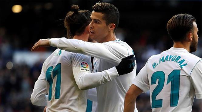 Real Madrid acımadı: 7-1