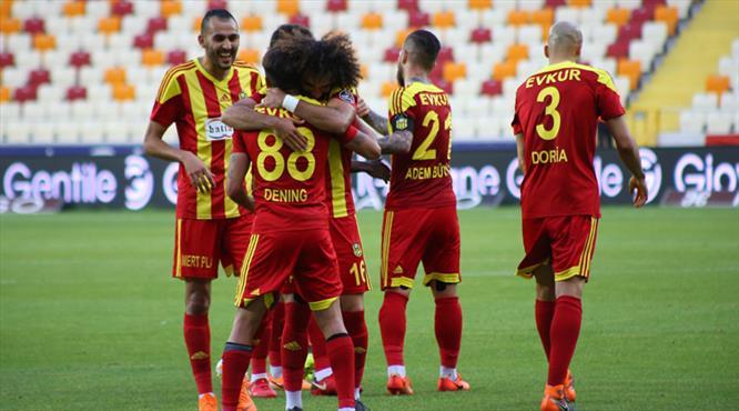 Yeni Malatyaspor'un golleri (2. Bölüm)