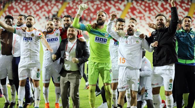Alanyaspor'un golleri (1. Bölüm)