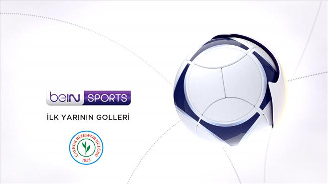 Çaykur Rizespor'un ilk yarıda attığı goller! (2.Bölüm)